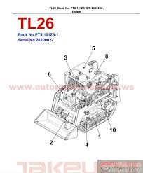 takeuchi tl140 wiring diagram manual takeuchi takeuchi tl26 pt5 101z5 1 parts manual auto repair manual forum on takeuchi tl140 wiring diagram