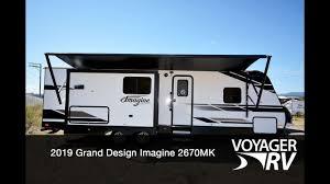 Grand Design Imagine 2670mk Travel Trailer 2019 Grand Design Imagine 2670mk Travel Trailer Rv Video Tour Voyager Rv Centre
