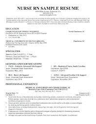 Sample Resume Objectives For Nursing Student Best of Resume Objective For Nurse Yomm