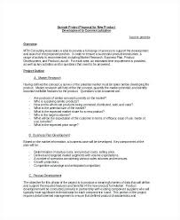 It Project Proposal Template Free Download Project Proposal Template Project Proposal Format Template