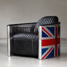 british flag furniture. British Retro Mash American Mining Loft RH Furniture Aviator Union Jack Flag Full Leather Sofa-in Hotel Sofas From On Aliexpress.com F