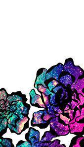 Flower wallpaper, Galaxy flowers ...