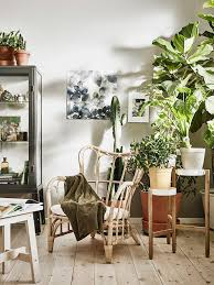 with a frame of lacquered rattan the mastholmen armchair is lightweight stackable and