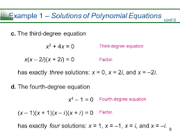 how to factor a third degree polynomial how to solve higher degree polynomials 4 terms
