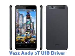 Download Yezz Andy 5T USB Driver