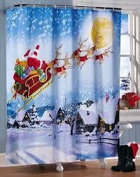 Kohls Bedroom Curtains Snowman Shower Curtain Kohls