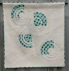 image result for applique modern quilts