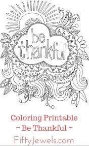 Adult Coloring Pages With Thankful I Am Thankful For My Home