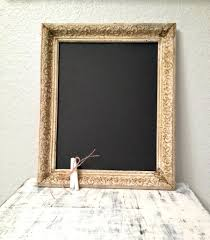 Large Hanging Chalkboard Chalkboard Days Of The Week How To Make Your Own Large Hanging