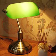 decorations elegant small bedside lamps personality retro table shell lamp bedroom living room bar coffee gifts