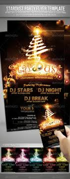 41 creative flyers templates and designs stardust christmas eve party flyer template realised by yazid45 merry