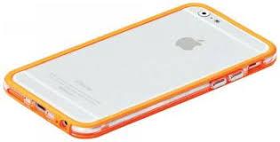 <b>Бампер Promate Bump-i6 оранжевый</b> купить в интернет-магазине ...