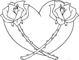 Fabulous Heart Coloring Pages Weirdwarworld Com Coloring Pages For
