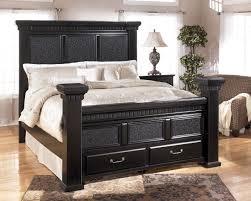 Cavallino Storage Bedroom Set