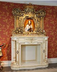 63 Gorgeous French Country Interior Decor Ideas  ShelternessFrench Country Fireplace