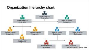 Organizational Chart Template Free Download 8 Hierarchy Chart Templates Free Sample Example Format