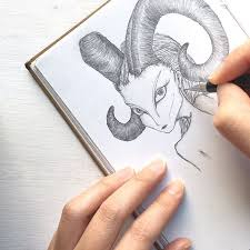 27 best 30 day drawing challenge images on Pinterest
