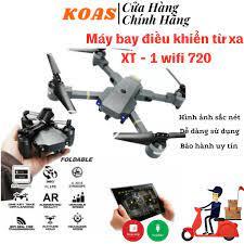 Flycam XT-1 Máy Bay Điều Khiển Từ Xa Kết Nối Wifi Quay Phim Chụp Ảnh Full HD  720P Bảo Hành 1 Đổi 1 giá cạnh tranh
