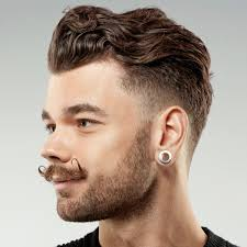 wavy hairstyles for men pictures