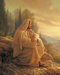 christ paintings alpha and omega by greg olsen