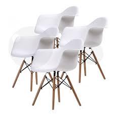 eames daw armchair white. replica eames daw armchair - white x4 daw white