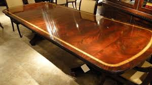 trendy henredon dining table