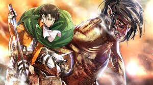 Follow the vibe and change your wallpaper every day! Attack On Titan Levi Wallpaper 1920x1080