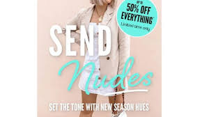 Send Nudes Boohoo Ad Banned After Complaint Bbc News