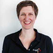it-agile: Nadine Wolf bei it-agile