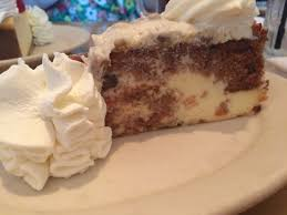 Carrot Cake Cheesecake Picture Of The Cheesecake Factory Orlando