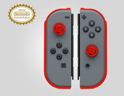 <b>Накладки Nintendo Switch Joy-Con Armor</b> Guards 2 Pack RED