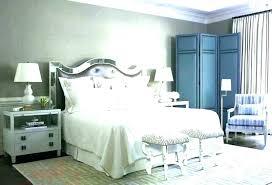Mirrored Bedroom Mirror Headboard Bedroom Set Mirrored King Bedroom ...