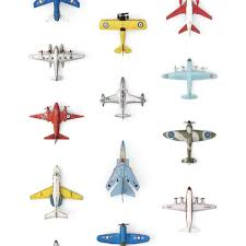 Studio Ditte Behang Vliegtuigjes Koop Nu Online Met Gratis
