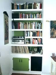 white wall bookshelves post white wall shelving cubes white wall bookshelves