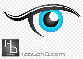 dibujo de los ojos logotipo de croquis eyes to draw easy