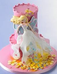 Tinkerbell Designer Birthday Girls Cakes Cupcakes Mumbai 8 Cakes