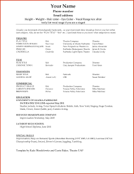 Resume Template Microsoft Word 2013 Best Sample Unique Ms Word