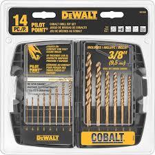 dewalt metal drill bit set. dewalt metal drill bit set 2