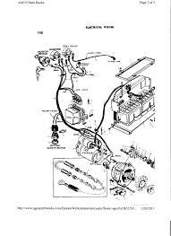 Mf 50 1963 a massey ferguson wiring diagram to 65