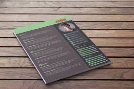 resume template webdesigner depot the zip includes one unique reacutesumeacute in 4 different color styles this reacutesumeacute template for