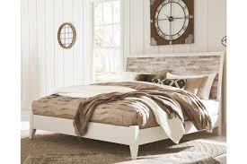 Beds & Bed Frames | Ashley Furniture HomeStore | Bedroom | Panel bed ...