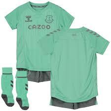 To shop for the new everton kit: Everton Third Kids Kit 2020 21 Football Kit Discount