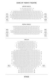 Victoria Palace Seating Chart Fine Amazing The Curve Leicester Seating Plan