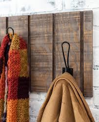 simple diy coat rack the navage patch