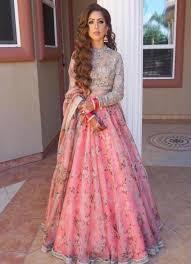 Lehenga Choli Designs Engaging Off Pink Organza Silk Sky Blue Color Fancy Thread Work Designer Lehenga Choli
