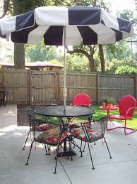 Appealing Walmart Patio Furniture Clearance With Patio Umbrella And Wooden  Fence For Traditional Patio Design