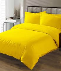 Sheet Online Bombay Dyeing Yellow Plain Double Bed Sheet Buy Bombay