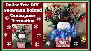 Dollar General Christmas Lights Price Dollar Tree Diy Snowman Light Up Decoration Made With Dollar