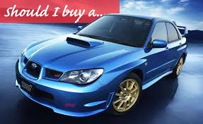 Should I Buy a Used Subaru WRX? » AutoGuide.com News