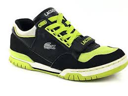 Lacoste Uk Shoes Size Chart Details About Lacoste Missouri Lea Msh Men Casual Sneakers Blk Grn Size Us 10 5 Uk 9 5 Eu 44